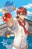 Actu Manga, Critique Manga, Delcourt / Tonkam, Food Wars, Food Wars - L'Étoile, Manga, Shonen,