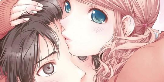 Critique Manga, Delcourt / Tonkam, Love X Dilemma, Manga, shonen ai,