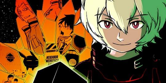 World Trigger, Daisuke Ashihara, Shueisha, Weekly Shonen Jump, Manga, Actu Manga,
