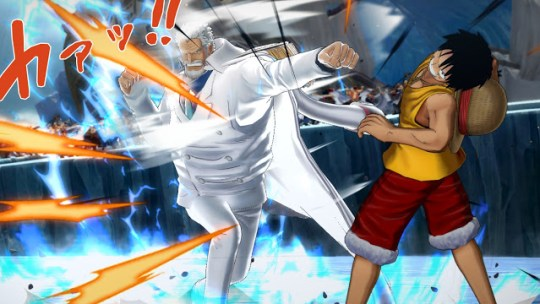 Actu Jeux Video, DLC, One Piece, One Piece : Burning Blood,