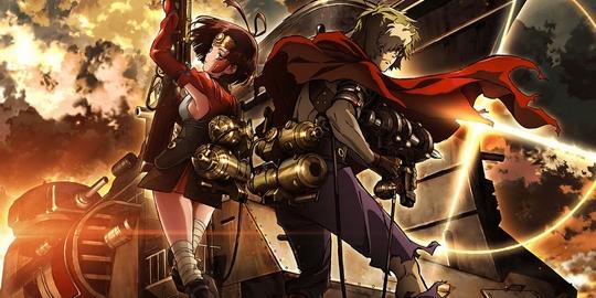 Kabaneri of The Iron Fortress Saison 2, Actu Japanime, Japanime, Fuji TV,