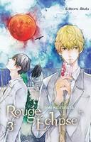 Akata, Critique Manga, Manga, Rouge Eclipse, Shojo,