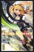 Critique Manga, Kana, Manga, Owari no Seraph, Seraph of the End, Shonen,