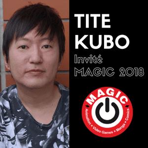 Shibuya Productions, Tite Kubo, Monaco Anime Game International Conferences 2018, Manga, Actu Manga, Actu Japon, Japon, Bleach, Shueisha, Shonen Jump Plus,