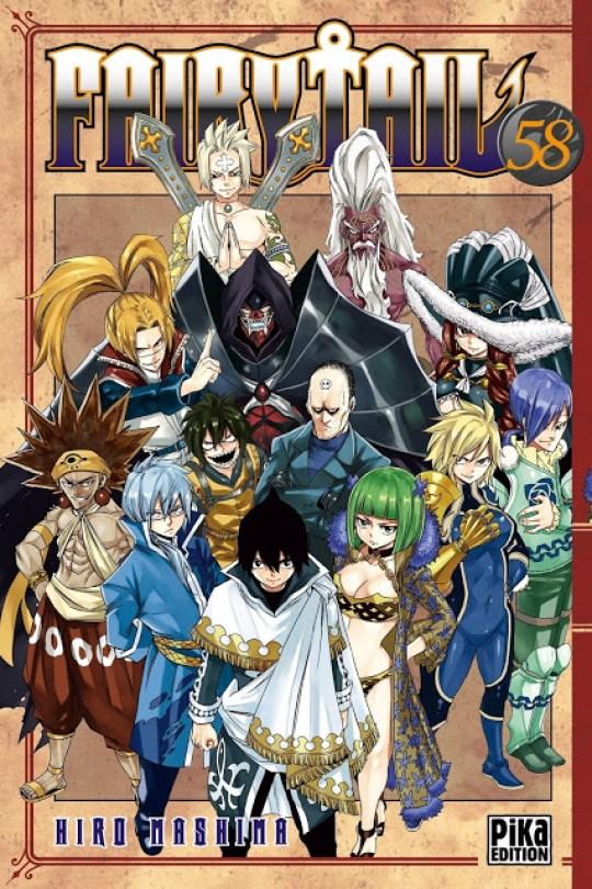 Actu Manga, Fairy Tail, Hiro Mashima, Manga, Weekly Shonen Magazine,