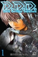 Misen Tokugawa, Pika Édition, Devil Devised Departure, Manga, Critique Manga,