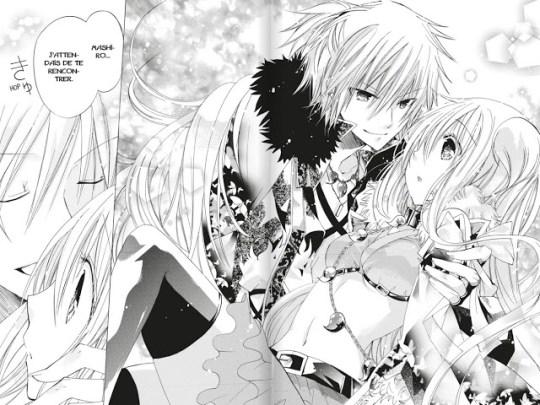 Lovely Hair, Manga, Critique Manga, Pika Édition, Ema Toyama,