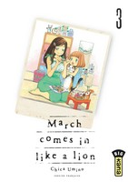 Big Kana, Chica Umino, Critique Manga, Kana, Manga, March comes in like a lion, Seinen, Shojo,