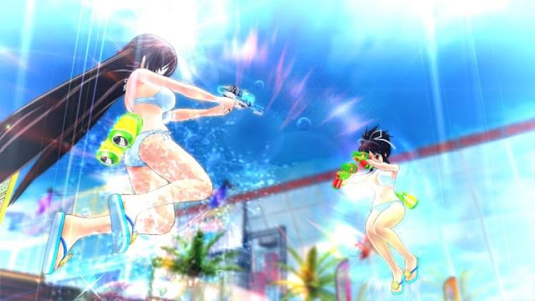 Japan Expo 2017, Marvelous Europe, Senran Kagura Peach Beach Splash, Actu Jeux Vidéo, Jeux Vidéo,