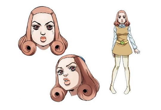JoJo's Bizarre Adventure : Thus Spoke Kishibe Rohan, Actu Japanime, Japanime, Jojo's Bizarre Adventure : Diamond is Unbreakable, David Production,