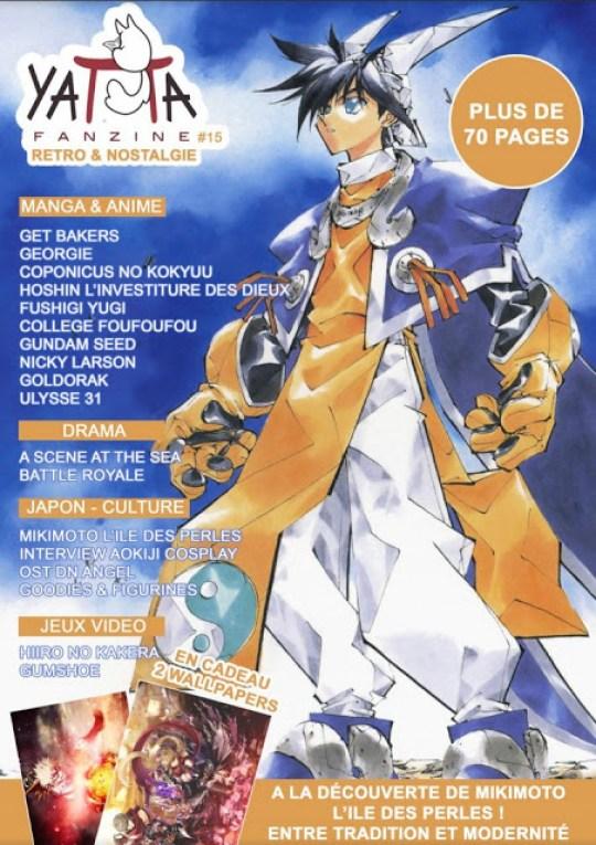 Actu Japanime, Actu Manga, Anime, Fanzinat, Japan Expo 2017, Manga, Yatta Fanzine,