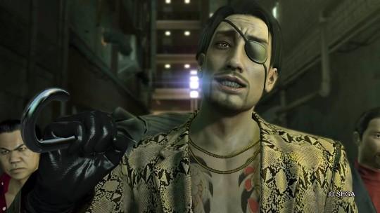 Critique Jeux Vidéo, Koch Media, Playstation 4, Sega, Yakuza Kiwami, Jeux Vidéo,