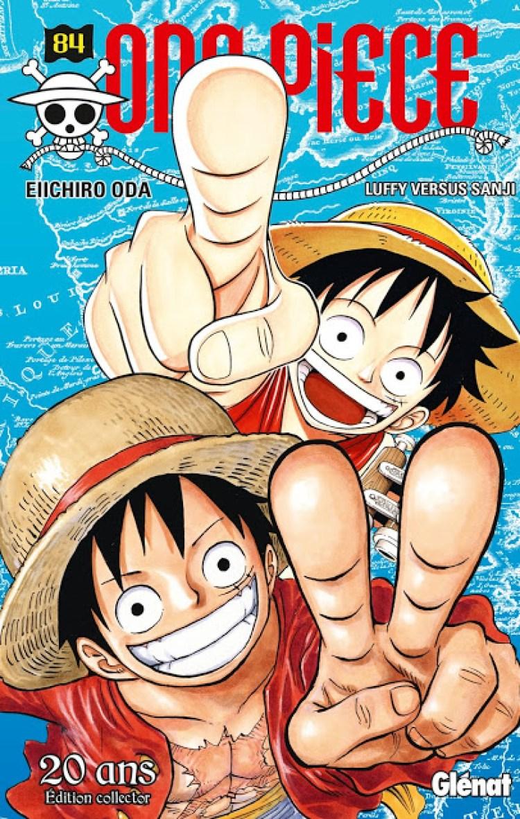 One Piece, Glénat, Manga, Actu Manga, Eiichiro Oda,