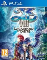 Critique Jeux Vidéo, Falcom, J-RPG, Koch Media, NIS America, Playstation 4, Playstation Vita, Ys VIII: Lacrimosa of Dana, Jeux Vidéo,