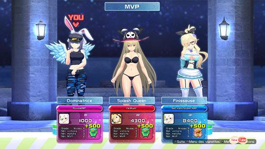 Critique Jeux Vidéo, Jeux Vidéo, Marvelous Europe, Playstation 4, PQube, Senran Kagura Peach Beach Splash,