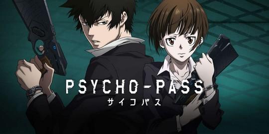 Critique Manga, Dark Kana, Kana, Manga, Psycho Pass, Seinen, Gen Urobuchi, Atsushi Ohkubo,