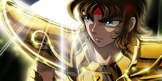 Champion Red, Saint Seiya : Episode 0, Masami Kurumada, Manga, Actu Manga,