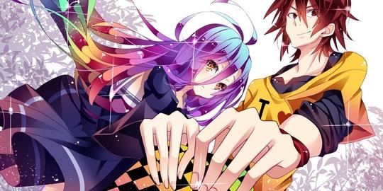 Actu Light Novel, Actu Manga, Light Novel, Manga, No Game No Life, Ototo, Shonen,