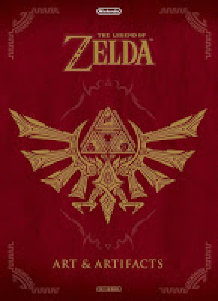 Nintendo, Eiji Aonuma, Dark Horse, Soleil Manga, The Goddess Collection, Artbook, Manga, Actu Manga, The Legend of Zelda : Art & Artifacts,