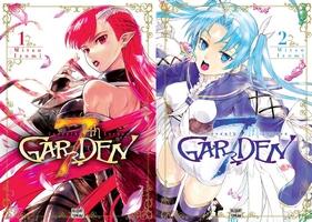 Mitsu Izumi, 7th Garden, Manga, Critique Manga, Mitsu Izumi, Delcourt / Tonkam,