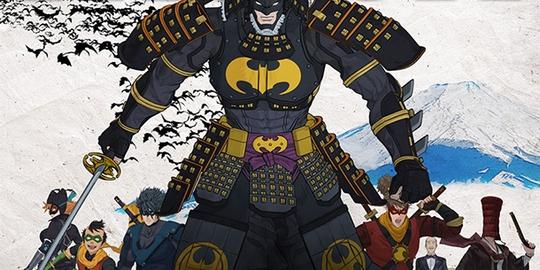 Batman Ninja, Actu Ciné, Cinéma, Warner Bros Japan, Junpei Mizusaki, Takashi Okazaki, Kazuki Nakashima, Yugo Kanno, Kamikaze Douga, DC Comics,