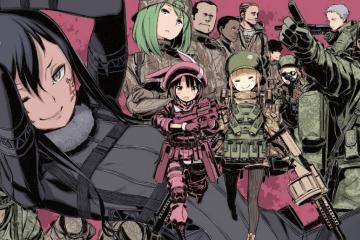 Découvrez toute l'actu de Sword Art Online Alternative - Gun Gale Online sur Nipponzilla, la référence en matière de manga, d'anime, de jeux vidéo et de cinéma