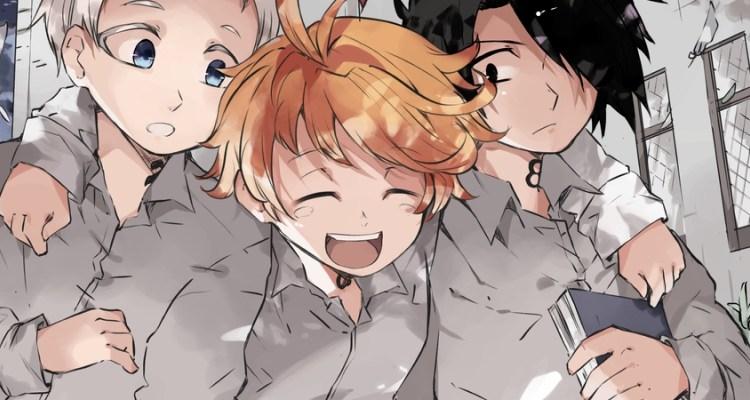 Le nombre de tomes de The Promised Neverland a été dévoilé ! Suivez toute son actu sur Nipponzilla, le meilleur site d'actualité manga, anime, jeux vidéo et cinéma