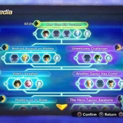 Un trailer récapitulatif des derniers DLC de Dragon Ball Xenoverse 2