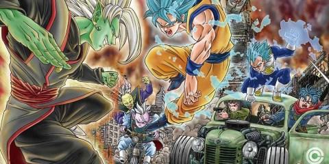 Les deux jaquettes du tome 5 de Dragon Ball Super ont été dévoilées ! Suivez toute son actu sur Nipponzilla, le meilleur site d'actualité manga, anime, jeux vidéo et cinéma
