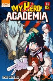 25 épisodes pour la troisième saison de My Hero Academia ! Suivez toute son actu sur Nipponzilla, le meilleur site d'actualité manga, anime, jeux vidéo et cinéma