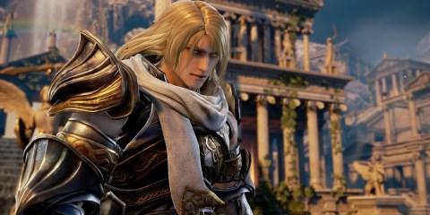 Le célèbre chevalier Siegfried arrive dans SoulCalibur VI! Plus d'infos sur Nipponzilla !