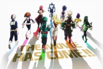 Suivez toute l'actu de My Hero Academia - The Movie - The Two Heroes sur Nipponzilla, le meilleur site d'actualité manga, anime, jeux vidéo et cinéma