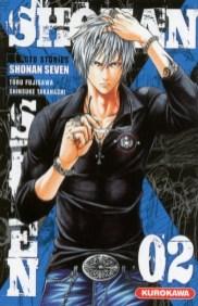 Suivez toute l'actu de Shônan Seven et GTO sur Nipponzilla, le meilleur site d'actualité manga, anime, jeux vidéo et cinéma