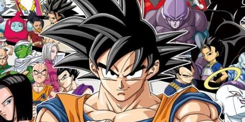 Suivez toute l'actu de Dragon Ball Super The Movie 2018 et Dragon Ball sur Nipponzilla, le meilleur site d'actualité manga, anime, jeux vidéo et cinéma