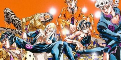 Suivez toute l'actu de JoJo's Bizarre Adventure et Golden Wind sur Nipponzilla, le meilleur site d'actualité manga, anime, jeux vidéo et cinéma