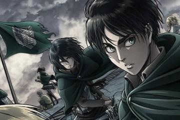 Suivez toute l'actu de L'Attaque des Titans : Le Rugissement de l'Éveil et la saison 3 de L'Attaque des Titans sur Nipponzilla, le meilleur site d'actualité manga, anime, jeux vidéo et cinéma