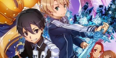Suivez toute l'actu de Sword Art Online - Project Alicization et Ototo sur Nipponzilla, le meilleur site d'actualité manga, anime, jeux vidéo et cinéma