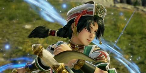 Talim débarque dans SoulCalibur vI: Plus d'infos sur Nipponzilla !