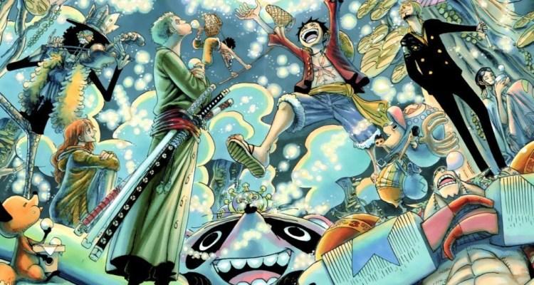 Suivez toute l'actu de One Piece : Vivre Card sur Nipponzilla, le meilleur site d'actualité manga, anime, jeux vidéo et cinéma