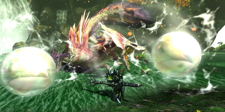 Monster Hunter Generations Ultimate est disponible sur Nintendo Switch