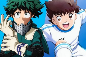 Suivez toute l'actu de My Hero Academia et Captain Tsubasa sur Nipponzilla, le meilleur site d'actualité manga, anime, jeux vidéo et cinéma