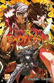 Suivez toute l'actu de Twin Star Exorcists - Tenen Jyakko sur Nipponzilla, le meilleur site d'actualité manga, anime, jeux vidéo et cinéma