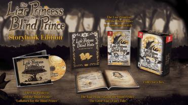 L'édition limitée (disponible sur Switch et PS4)