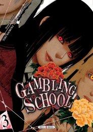 Suivez toute l'actu de Gambling School sur Nipponzilla, le meilleur site d'actualité manga, anime, jeux vidéo et cinéma