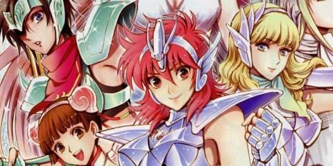 Suivez toute l'actu de Saint Seiya : Saintia Shô sur Nipponzilla, le meilleur site d'actualité manga, anime, jeux vidéo et cinéma