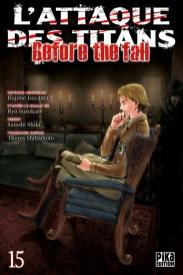 Suivez toute l'actu de L'Attaque des Titans : Before the Fall sur Nipponzilla, le meilleur site d'actualité manga, anime, jeux vidéo et cinéma