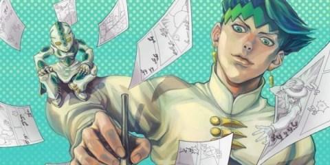 Suivez toute l'actu de Rohan Kishibe et JoJo's Bizarre Adventure sur Nipponzilla, le meilleur site d'actualité manga, anime, jeux vidéo et cinéma
