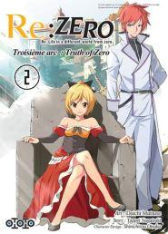 Suivez toute l'actu de Re:Zero - Re:Life in a Different World from Zero - Prequel : Bond of Ice sur Nipponzilla, le meilleur site d'actualité manga, anime, jeux vidéo et cinéma