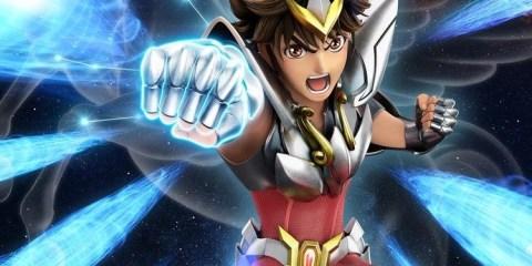 Suivez toute l'actu de Saint Seiya : Les Chevaliers du Zodiaque sur Nipponzilla, le meilleur site d'actualité manga, anime, jeux vidéo et cinéma