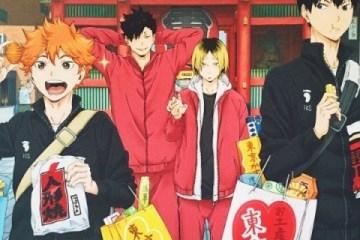 Suivez toute l'actu de la saison 4 de Haikyû !! – Les As du Volley sur Nipponzilla, le meilleur site d'actualité manga, anime, jeux vidéo et cinéma